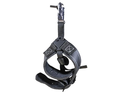 Scott Archery Ghost Bow Release Buckle Strap Black