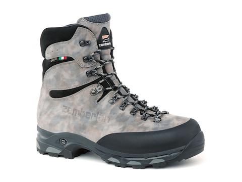 "Zamberlan 1017 Smilodon GTX RR WL 9"" Hunting Boots Gore-Tex Nubuck Leather"
