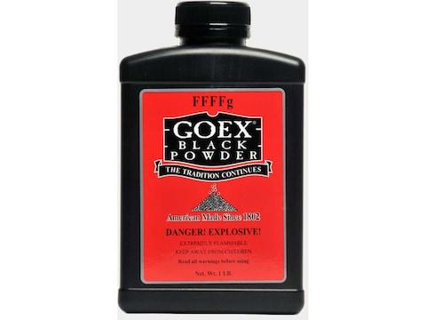 Goex FFFFg Black Powder 1 lb