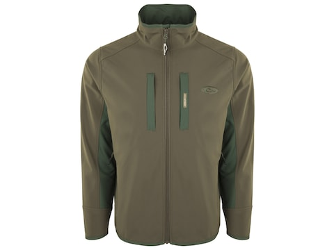 Drake Men's Windproof Tech Jacket Polyester