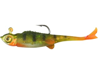Northland Mimic Minnow Fry Perch 1/32 oz