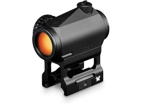 Vortex Optics Crossfire II Red Dot Sight 1x 2 MOA Dot with Picatinny Mount Matte