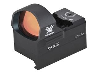 Vortex Optics Razor Reflex Red Dot Sight 6 MOA Matte