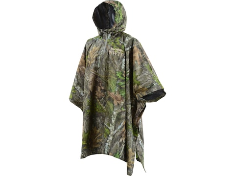 Nomad NWTF Poncho Polyester Mossy Oak Obsession