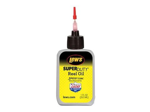 Lew's Super Duty Reel Oil
