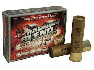 "Hevi-Shot Magnum Blend Turkey Ammunition 12 Gauge 3-1/2"" 2-1/4 oz #5, #6 and #7 Hevi-Shot High Velocity Non-Toxic Box of 5"