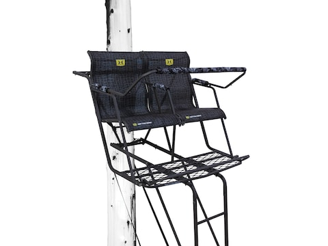 Hawk Big Denali 2 Man 18' Ladder Treestand