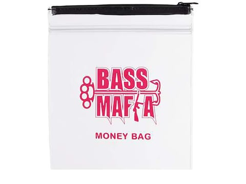 Bass Mafia Money Bag Storage Bag