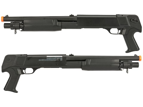 CYMA Sport M3 Spring Powered Airsoft Shotgun