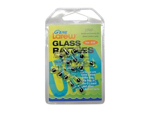 Gene Larew Glass Rattles 15 Pack