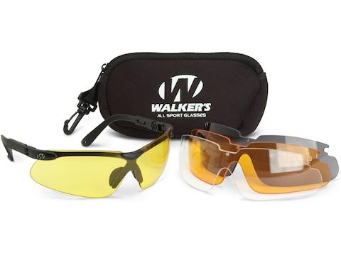 Walker's Sport Shooting Glasses Kit