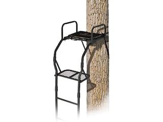 Big Game The Warrier Pro 16' Ladder Treestand Steel