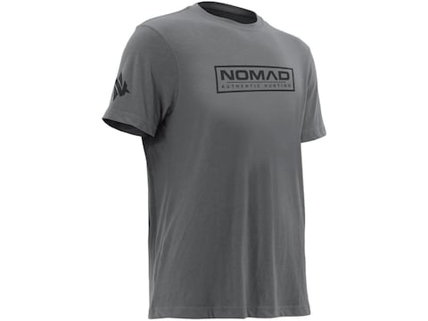 Nomad Men's Trademark Short Sleeve T-Shirt Cotton