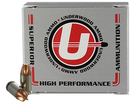 Underwood Xtreme Defender Ammunition 380 ACP +P 65 Grain Lehigh Xtreme Defense Lead-Fre...