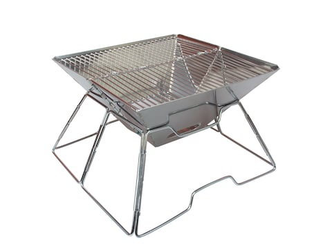 UST Pack A Long Camp Grill