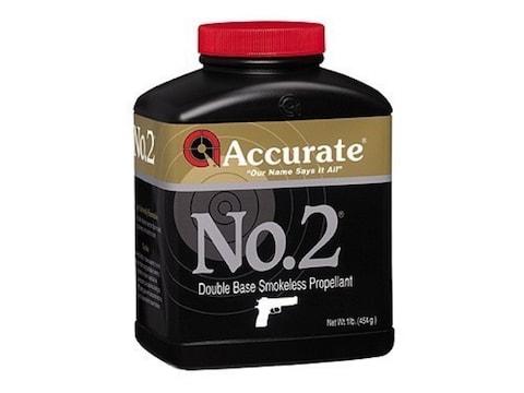 Accurate No. 2 Smokeless Gun Powder
