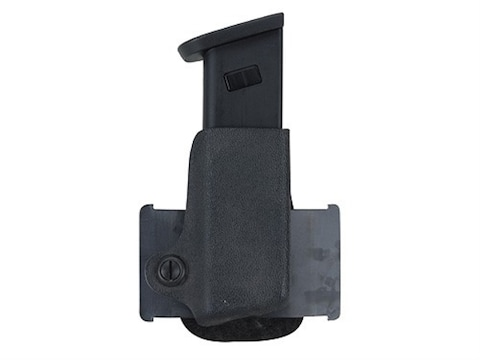 Safariland 074 Single Paddle Magazine Pouch Polymer Black