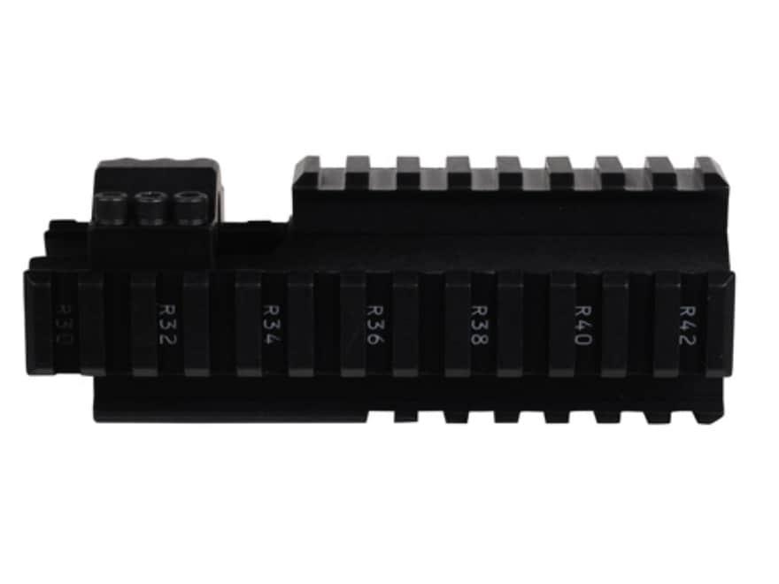 Ergo 4850 Black Forward Quad Rail Rifle
