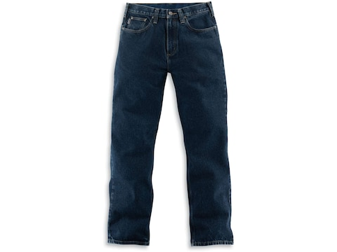 Carhartt Men's Relaxed-Fit Straight-Leg Jeans Cotton