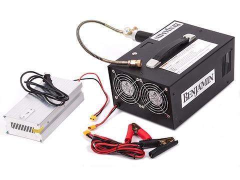 Benjamin Traveler Compressor PCP Charging System