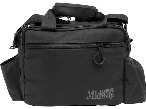 MidwayUSA Pistol Range Bag Black