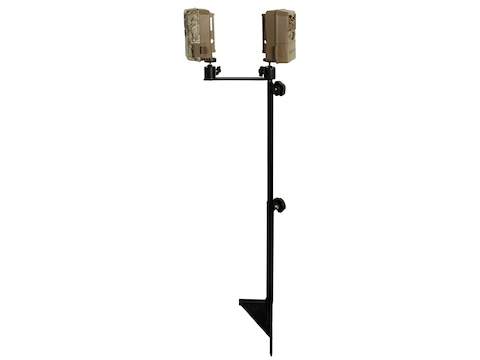 Muddy Outdoors Dual Trail Camera Ground Mount