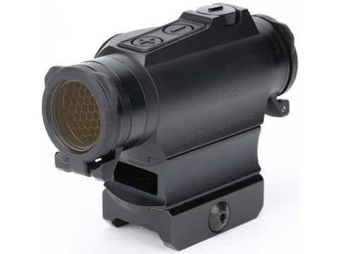 Holosun HS515GM Heavy Duty Red Dot Sight 1x Selectable Reticle Picatinny-Style Quick-Re...