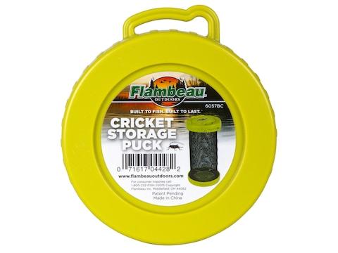 Flambeau Cricket Storage Puck