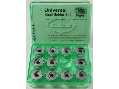 Lee Universal Shellholders Pack of 11