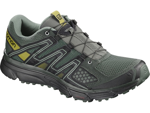 """Salomon X-Mission 3 4"""" Trail Running Shoes Synthetic Men's"""