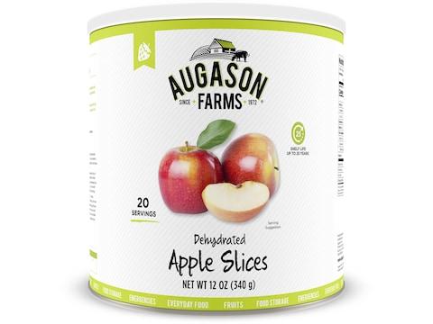 Augason Farms Dehydrated Apple Slices 1 lb