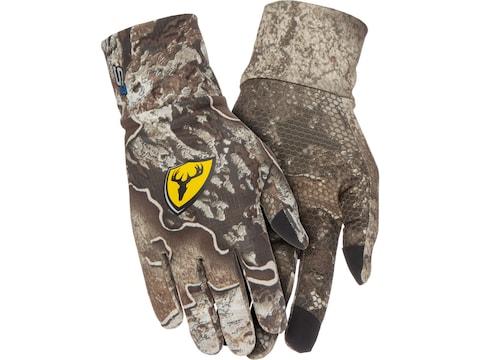 ScentBlocker Men's Shield S3 Touch Text Gloves