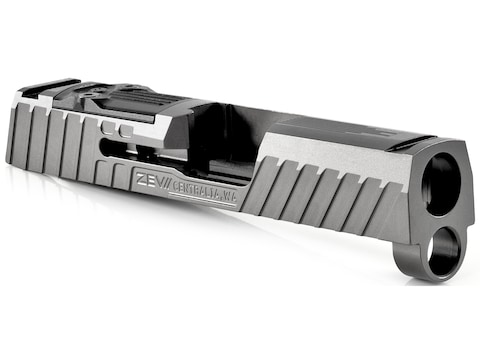 ZEV Technologies Z365 Octane Slide Sig P365 with RMSC Cut Stainless Steel
