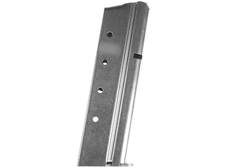 Nighthawk Custom Magazine 1911 Government, Commander Rounded Front 9mm Luger 9-Round Stainless Steel