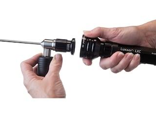 Hawkeye Luxxor LXC Borescope Video Camera