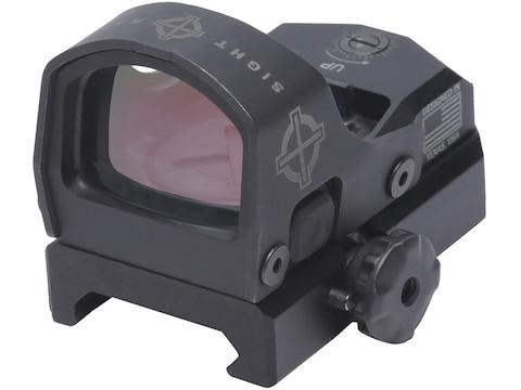 Sightmark Mini Shot M-Spec LQD Red Dot Sight 1x 3 MOA Dot with Low Profile and AR Riser...