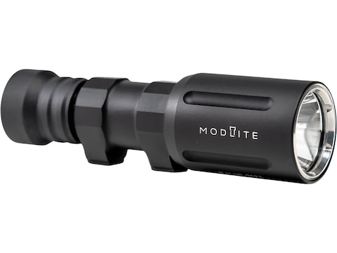 Modlite OKW-18350 Weapon Light with 2 18350 Batteries Aluminum Black