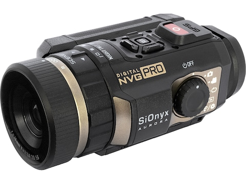 SiOnyx Aurora PRO Color Night & Day Vision Action Camera