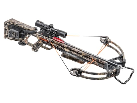 Wicked Ridge by TenPoint Invader X4  ACUdraw Crossbow Package