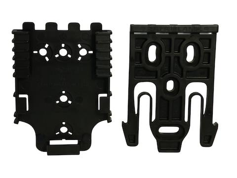 Safariland Quick Locking System Kit with QLS 19 and QLS 22L Polymer Black