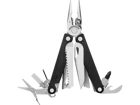 Leatherman Charge Plus Multi-Tool Stainless Steel Aluminum Handle Black