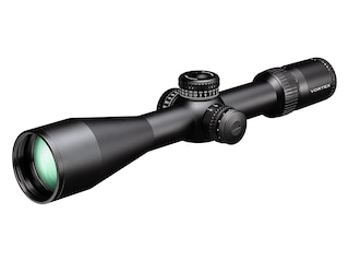 Vortex Optics Strike Eagle Rifle Scope 34mm Tube 5-25x 56mm Rev Stop Zero Sytem Locking Turrets Side Focus First Focal Illuminated EBR-7C MOA Reticle Matte
