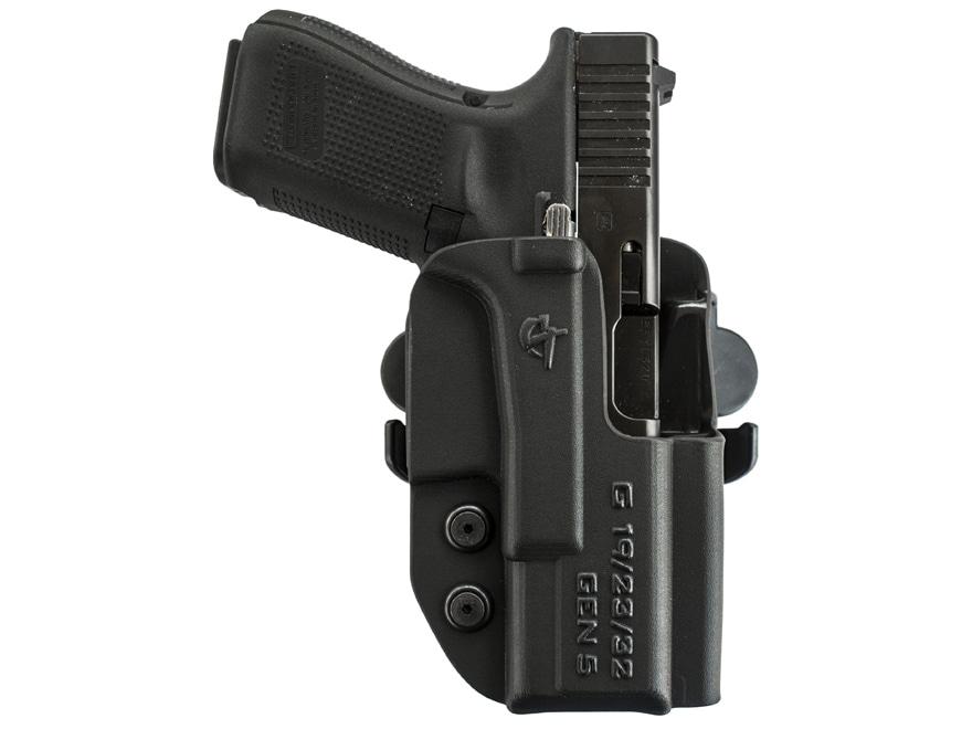 Comp-Tac International Belt Holster Right Hand Walther CCP Kydex Black