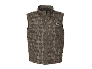 Banded Men's Nano Ultra-Light Down Insulated Vest Polyester Mossy Oak Bottomland Camo Medium
