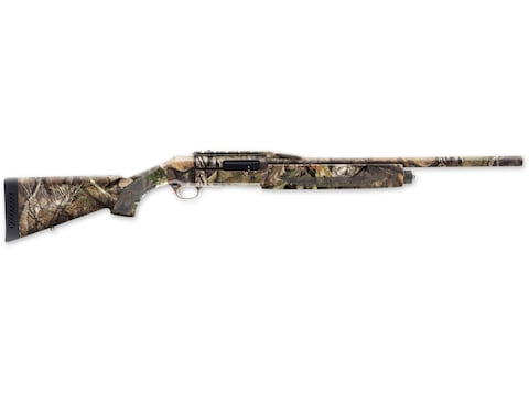 "Browning Silver Deer Shotgun 22"" Rifled Barrel with Cantilever Mount"