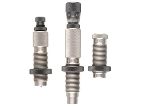 Redding Type S Match Bushing 3-Die Neck Sizer Set