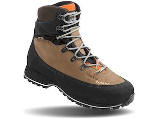 "Crispi Lapponia GTX 8"" GORE-TEX Hiking Boots Leather Tan Men's 10.5 D"