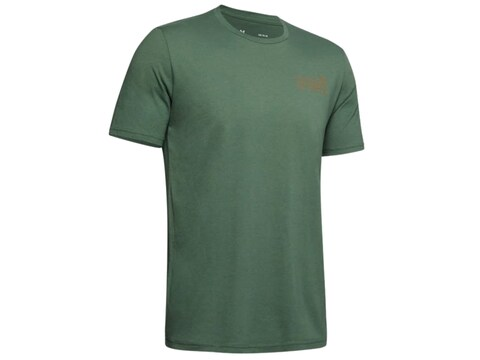 Under Armour UA Elk Skullmatic T-Shirt Cotton/Poly