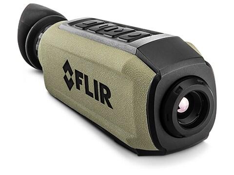FLIR Scion OTM266 Thermal Imaging Monocular 60Hz 640x480 18mm Green
