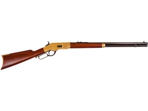 "Cimarron 1866 Yellowboy Rifle 24"" Barrel Blue, Walnut"